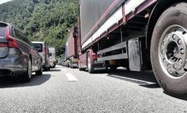 Riaperto il tratto della A7 tra Vignole Borbera e Serravalle Scrivia chiuso stamane per un camion ribaltato