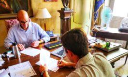 Paolo Mighetti è ufficialmente il nuovo vicesindaco di Acqui Terme: firmato il decreto nomina dal sindaco Lorenzo Lucchini