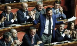 Il Senato boccia Salvini, intesa Grillini-Pd