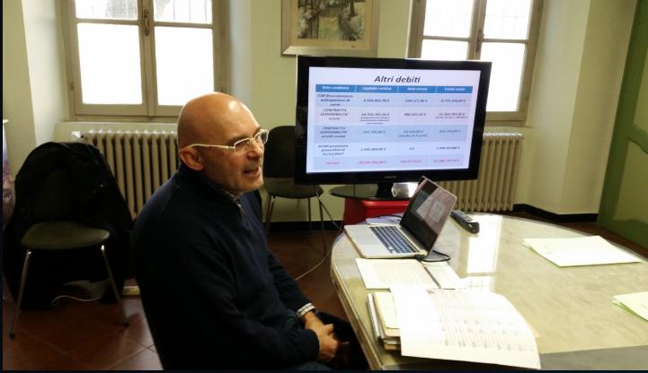 Si è dimesso Mario Scovazzi, Assessore al Bilancio del Comune di Acqui: al suo posto Paolo Mighetti