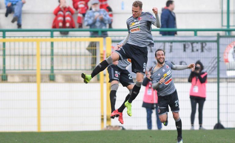 L' Alessandria passeggia sulla Giana Erminio: 4-0 e secondo posto in classifica ad un punto dal Monza