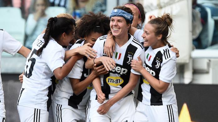 """Un """"Moccagatta"""" tutto esaurito mercoledì sera per il match di Champions League Women Juventus – Barcellona"""