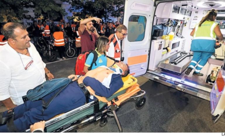 Manifestanti mandano all'ospedale l'onorevole Stefano Fassina (LeU)