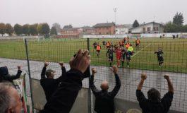 L'Hsl Derthona a Moretta conquista il pareggio in zona Cesarini grazie alla rete del suo portiere Teti