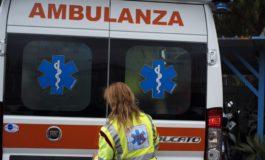Scontro tra due auto a Quattordio, quattro feriti fra cui una bambina di sei anni