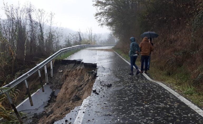 Al via da domani i lavori sulle provinciali che conducono a Ponzone