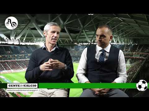 """Di Filippo, il """"fisio"""" amico del Calcio"""