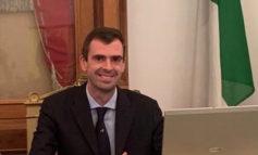 Lara Comi con Giovanni Ferrari Cuniolo insieme ad Adelio Ferrari si sono riuniti in campagna elettorale nella sede di Confartigianato