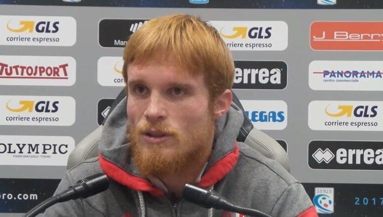 Grigi: il centrocampista Gazzi fermo un mese