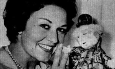 """È morta oggi a Castelnuovo Scrivia Elda Lanza, la prima """"Signorina Buonasera"""" della Rai Tv, regina di bon ton"""