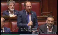 Senatore leghista mentre parla in Aula chiede alla fidanzata di sposarlo
