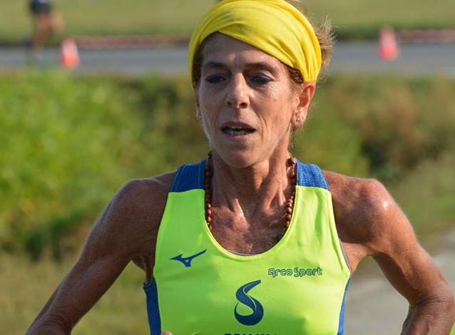 Un'alessandrina prima nella categoria masters alla Maratona di Atene