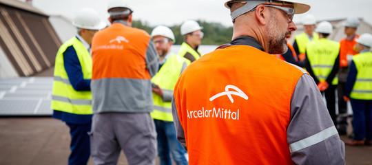 Arcelor Mittal prevede 4.700 esuberi entro il 2023