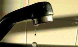 Acqua non potabile a Pecetto, vietato l'uso alimentare