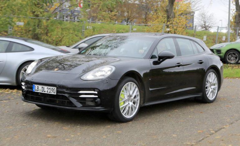 In arrivo dai concessionari la nuova serie della Porsche Panamera