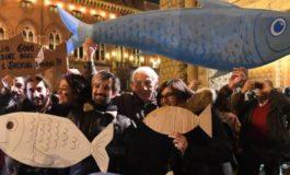 """Oggi pomeriggio le """"Sardine"""" scendono in piazza anche ad Alessandria"""