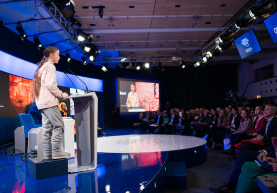 Perché a Davos le élites amano Greta