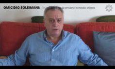 Certa la vendetta dell'Iran dopo la morte del generale Soleimani