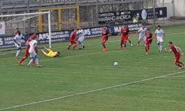 """Alessandria poco attenta e l'Olbia, al """"Moccaggatta"""", agguanta il pareggio nei minuti finali"""