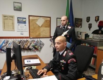 Truffe on line e non solo: serie di denunce dei Carabinieri nel Casalese