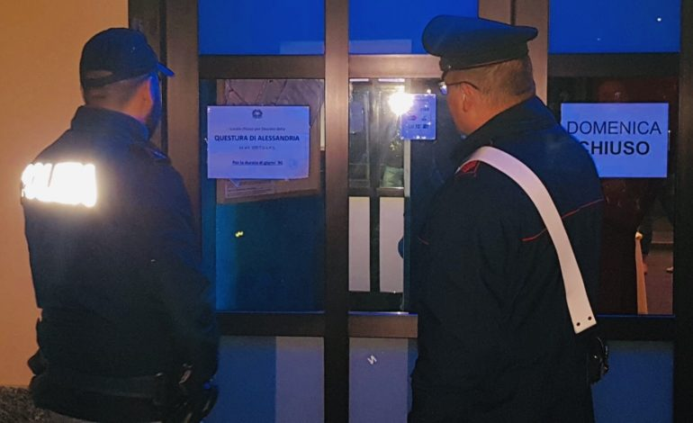 Chiusa per novanta giorni Cooperativa di Pontecurone frequentata da pregiudicati e dove era avvenuta una sparatoria