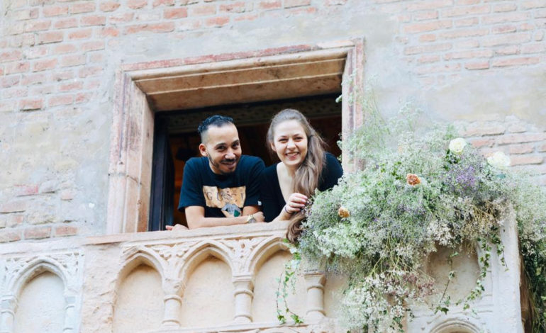 Ecco i Giulietta e Romeo del terzo millennio: lei è russa, lui marocchino di New York