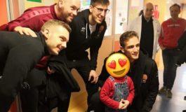 """Derthona Basket: consegnati all'Ospedale Infantile di Alessandria i giochi raccolti con l'iniziativa """"Gift & Go"""""""