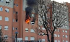 Va a fuoco l'appartamento, due morti