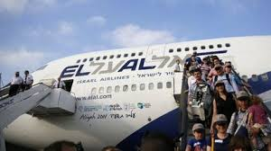 Compagnia El Al Israel Airlines sospende voli Italia per coronavirus