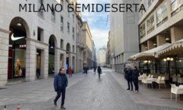 Coronavirus: niente pausa caffè a Milano