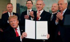 Piano di pace: Trump svende i territori palestinesi a Israele per garantirsi la sua rielezione alla presidenza Usa