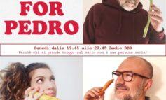 Vote for Pedro: un programma radiofonico diverso dagli altri in cui ogni riferimento a persone o cose realmente accadute è fatto assolutamente di proposito