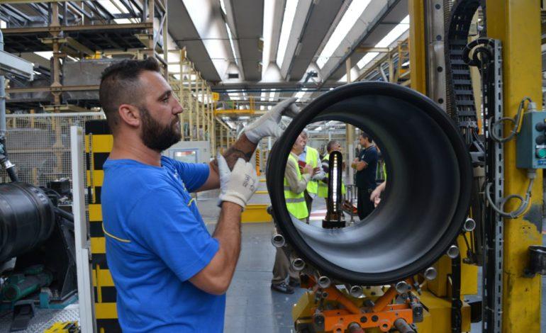Coronavirus, la Michelin è tornata a produrre a ranghi ridotti sia a Spinetta Marengo che a Cuneo