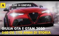 Alfa Romeo Giulia GTA, la Bestia da 540 CV