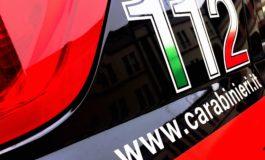 Carabiniere di Novi resta ferito durante un inseguimento ad un'auto che aveva forzato l'alt