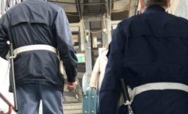 Arrestato in treno spacciatore nigeriano
