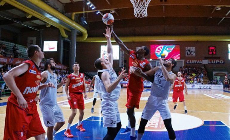 Coronavirus, rinviato il match di basket tra Novipiù Casale e Npc Rieti