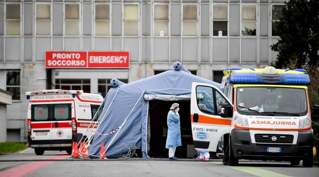 Oltre 50.000 casi di coronavirus in Italia, quasi 800 morti con Coronavirus in un giorno. Aggiornamento nazionale delle 20:43