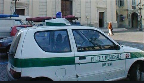 """La Polizia Municipale di Tortona """"chiusa per Coronavirus"""""""