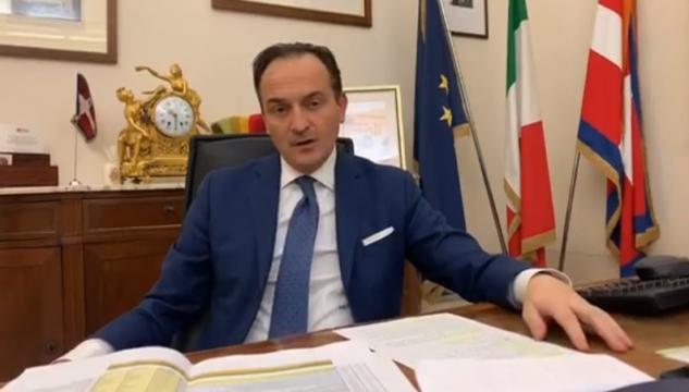 Da Regione Piemonte: il Piemonte ripartirà, ma con prudenza