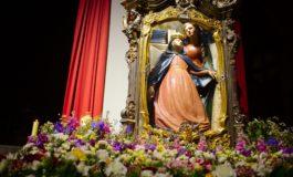 """Domenica 3 maggio """"peregrinatio"""" della Madonna della Salve per le vie deserte di Alessandria"""