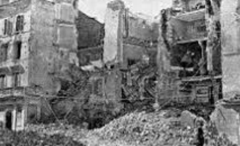 30 APRILE 1944: ALESSANDRIA SOTTO LE BOMBE