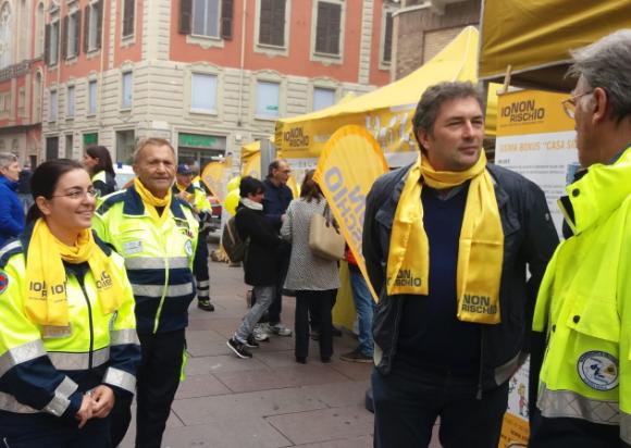 Da Città di Alessandria: mascherine alla Protezione Civile