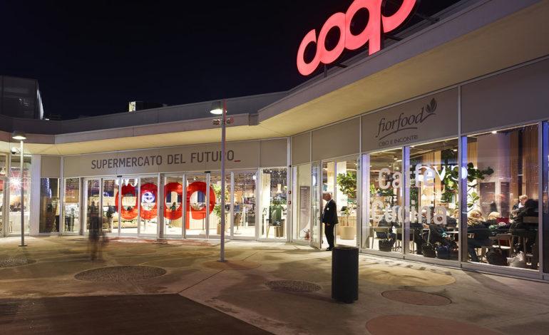 Da Coop: due domeniche di chiusura