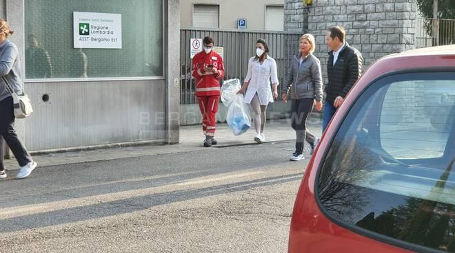 Coronavirus: la Procura di Bergamo indaga sull'ospedale di Alzano