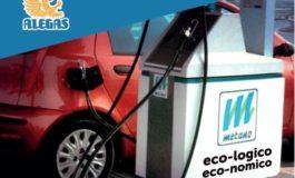 Da Alegas: da lunedì 18 maggio riprendono il servizio del distributore a metano