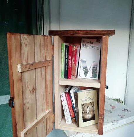 """""""Un libro in riva al Po"""": con la Fase 2 Casale riparte anche così"""