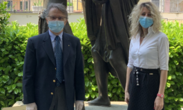 """Nuovo presidente e vicepresidente alla Casa di Riposo """"Ottolenghi"""" di Acqui"""
