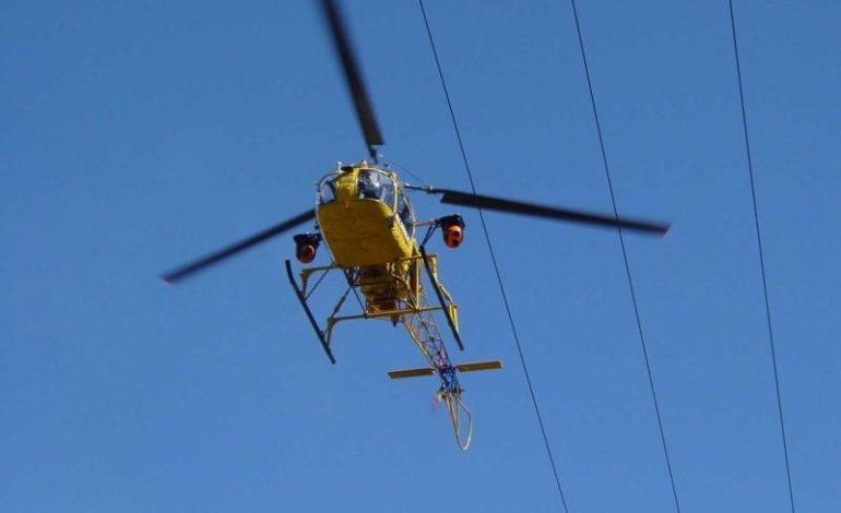 Da Enel: parte dal cielo il controllo delle linee elettriche di e-distribuzione nelle province di Asti e Alessandria