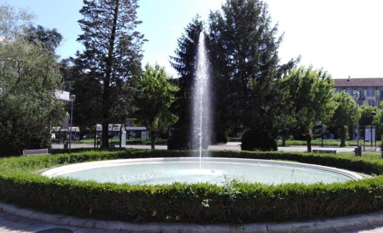 Alessandria ritrova le sue fontane, simbolo di vita